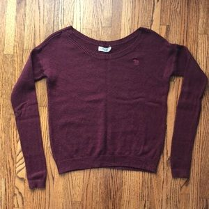 *3 for 27* Abercrombie & Fitch pullover sweater